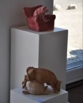 """Glad gris"" & ""Jens Hansens Præmieko"